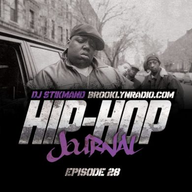 Photo of Hip Hop Journal Episode 28
