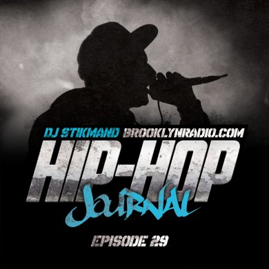 Photo of The Hip Hop Journal Episode 29