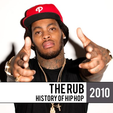 Photo of Hip-Hop History 2010 Mix