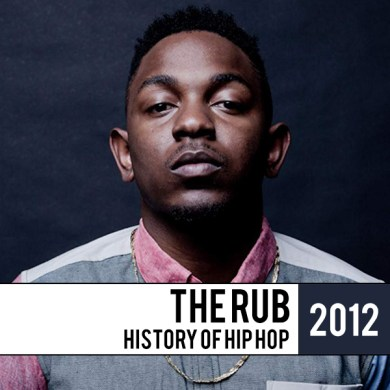 Photo of Hip-Hop History 2012 Mix
