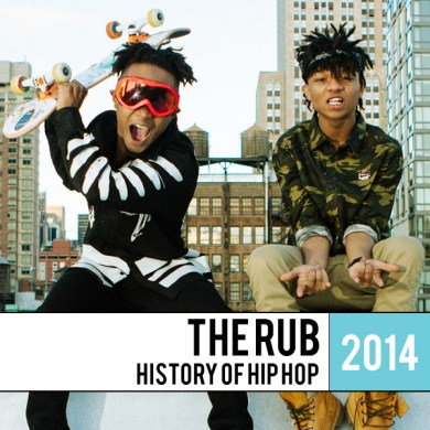 Photo of Hip-Hop History 2014 Mix