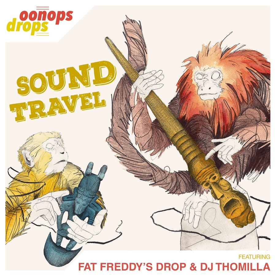 Oonops Drops – Sound Travel – Brooklyn Radio