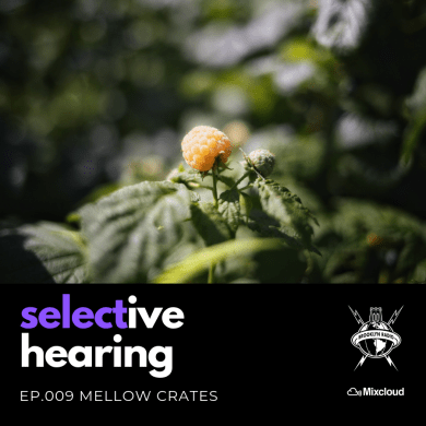 Photo of Selective Hearing Episode 009 – Mellow Crates