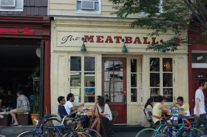 The Meatball shop, Williamsburg