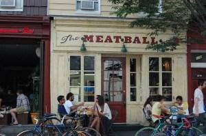 The Meatball shop, Williamsburg