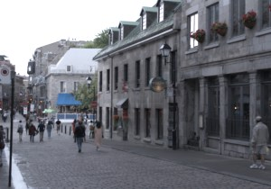 Old City, Montreal