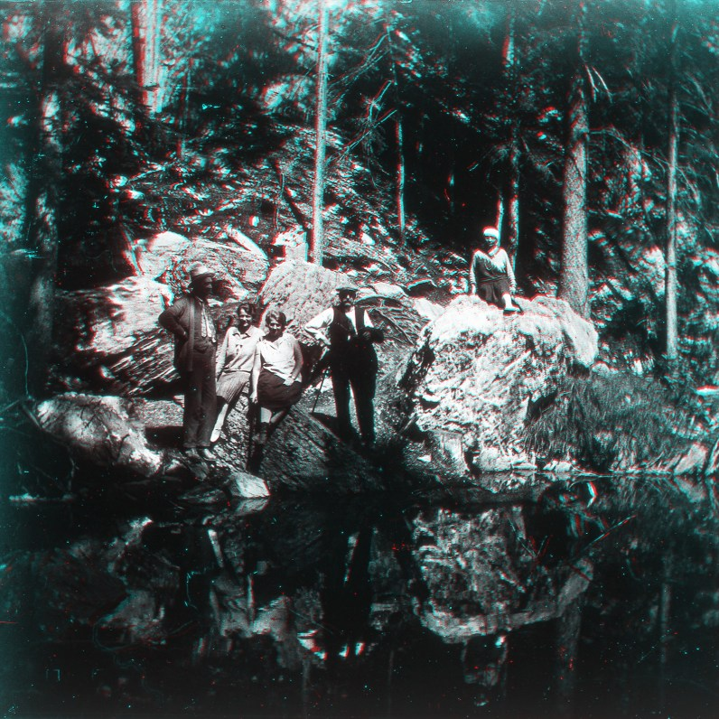 "Box01S01 - ""Lac Vert 1928"""