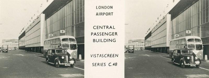 Heathrow - Central Passenger Building