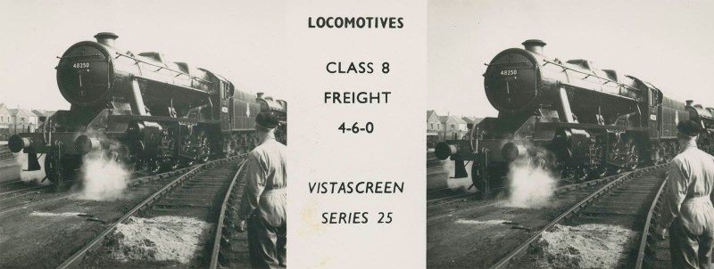 "VistaScreen Series 25 ""Locomotives"" - ""Class 8 Freight 4-6-0"""
