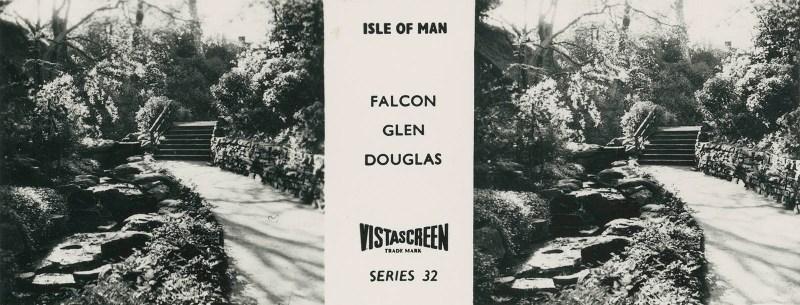 Vistascreen Series 32 The Isle of Man (Ellan Vannin) - Falcon Glen Douglas