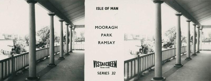 Vistascreen Series 32 The Isle of Man (Ellan Vannin) - Mooragh Park Ramsay