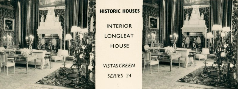 "Longleat House, from VistaScreen Series 24 ""Historic Houses"""