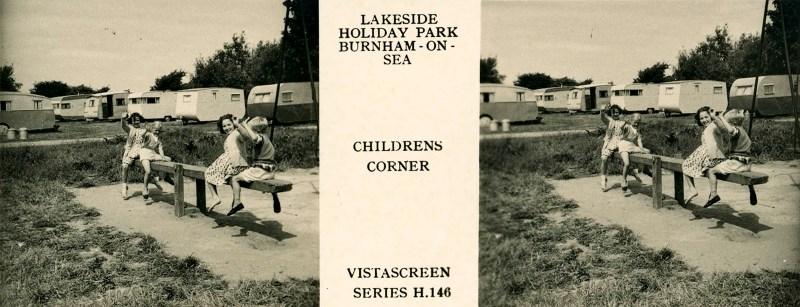 Lakeside Holiday Park Children's Corner
