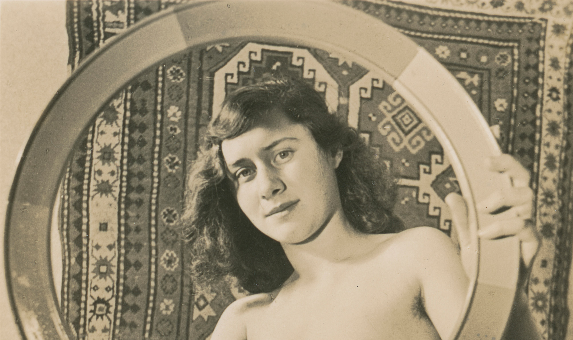 Header for Weimar Nudes by Stacey Doyle Ference