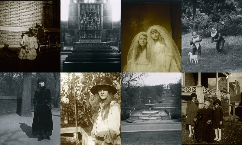 Random European Glass Stereoview composite header image