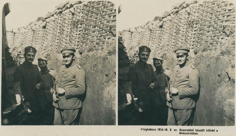 Remembrance Day 2020: Austro-Hungarian Troops