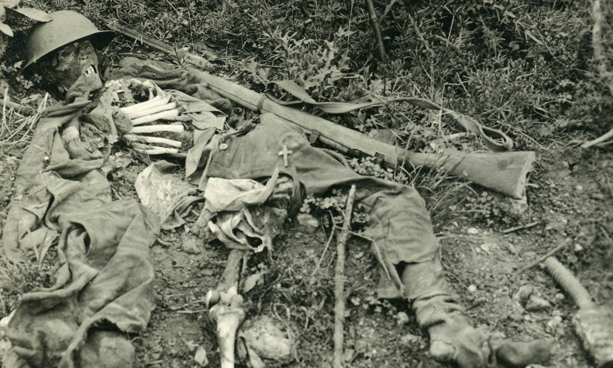 Views from Various Trenches, Part I of II (Remembrance Day 2020)