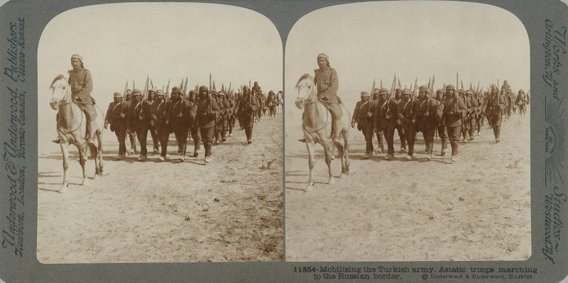 Remembrance Day 2020: The Ottoman Caliphate / The Turks