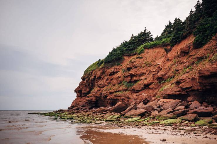 Basin Head Provincial Park, near Souris, PEI