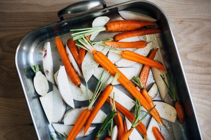 Having Whole Foods Do Thanksgiving Dinner