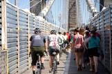 ニューヨーク ブルックリンブリッジ