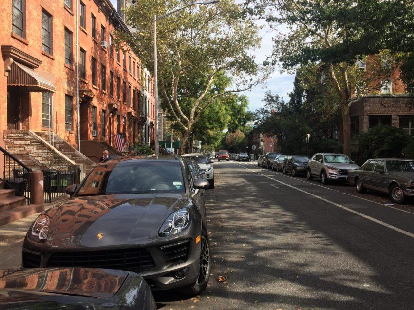 ブルックリンのクルマ事情。