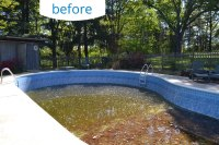 Backyard Makeover With Pool | Outdoor Goods