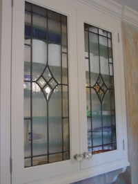 Cabinet Doors, Inserts, Beveled, Stained Glass, Etched ...