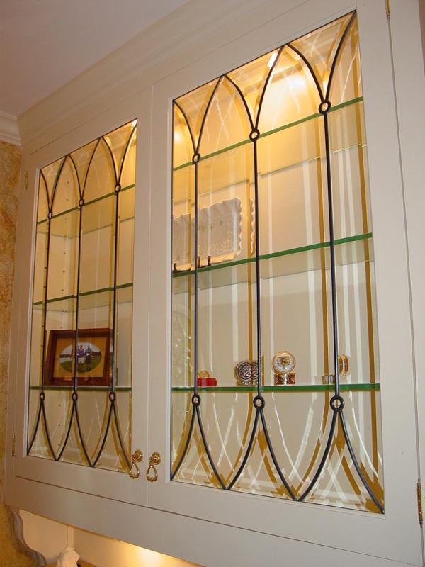 Beveled Cabinet Doors & Beveled Kitchen Cabinet Doors The