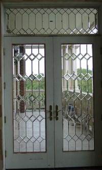Beveled Glass Exterior Doors. beveled glass sans soucie ...