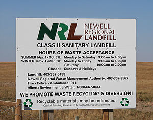 Newell Regional Solid Waste veto likely to remain in place - Brooks Bulletin