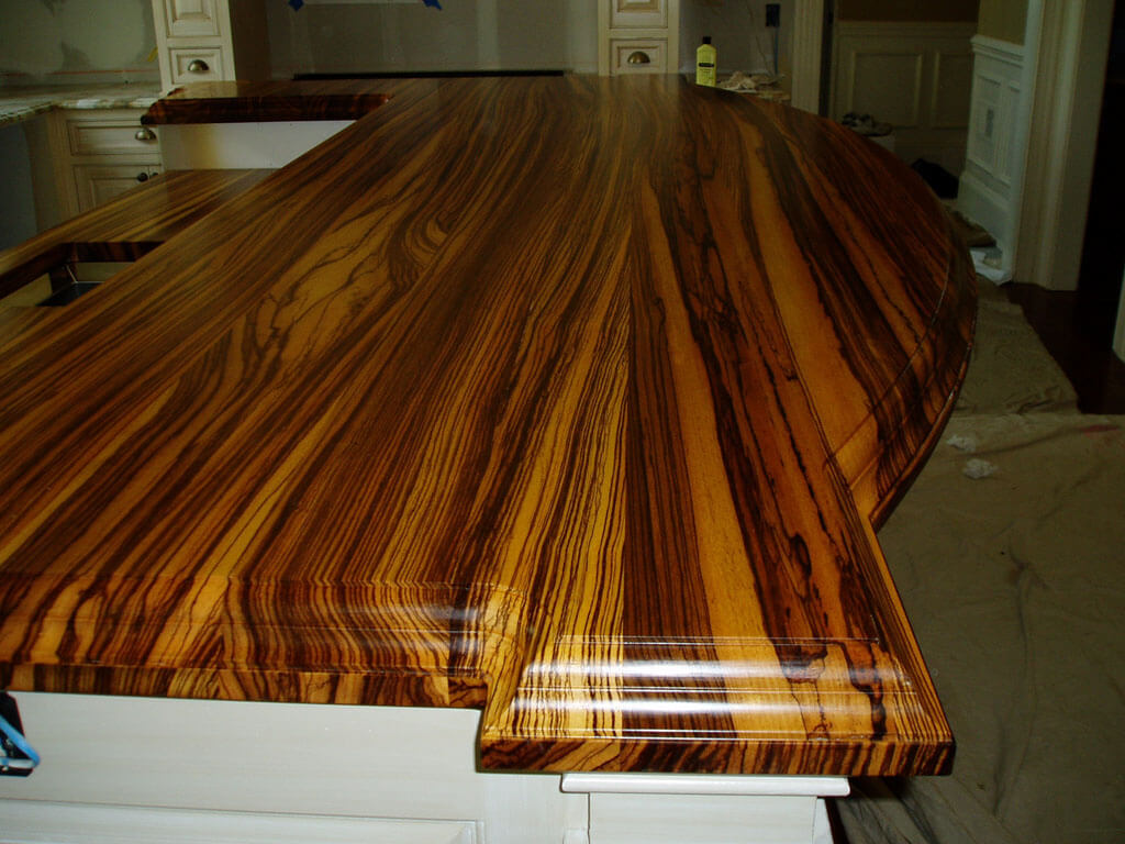 Wood Countertops Gallery