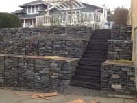 gabion walls   Brooks Kolb LLC - Seattle Landscape ...