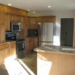 Kitchen Appliance Packages Stainless Steel Menards Backsplash Tile Fairmont Triple Wide Home With Maple Cabinets And ...
