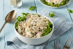 Homemade Healthy Chicken Salad
