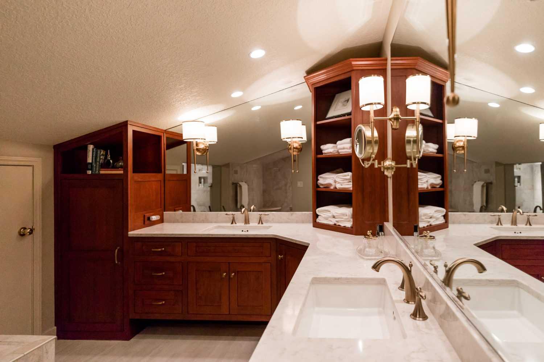 Brookwood Cabinet Company  Custom Built Cabinets
