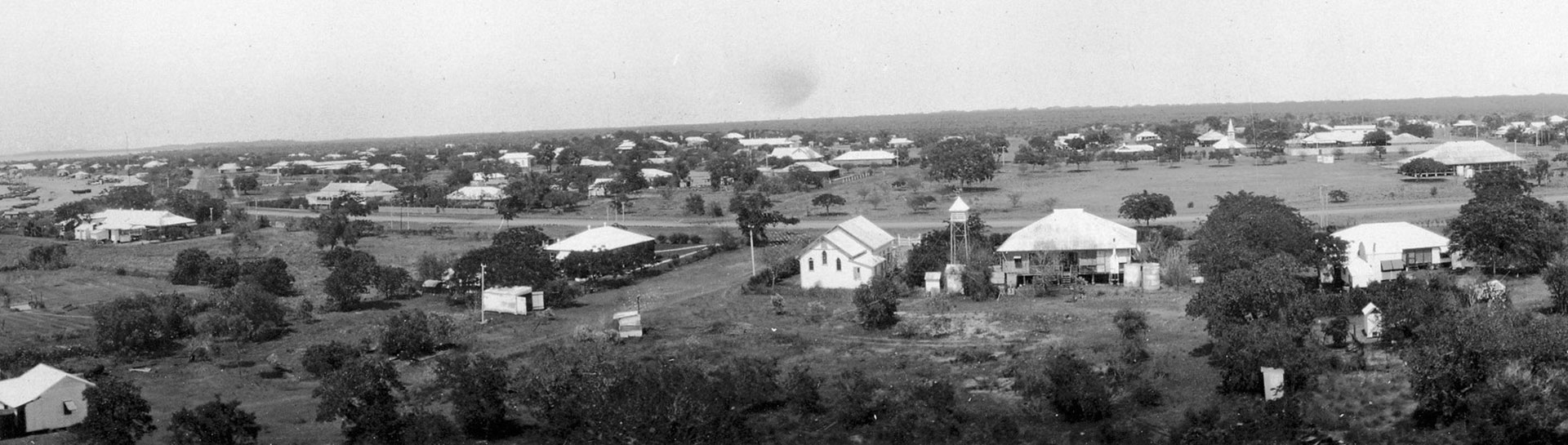 View from Kennedy Hill, Broome