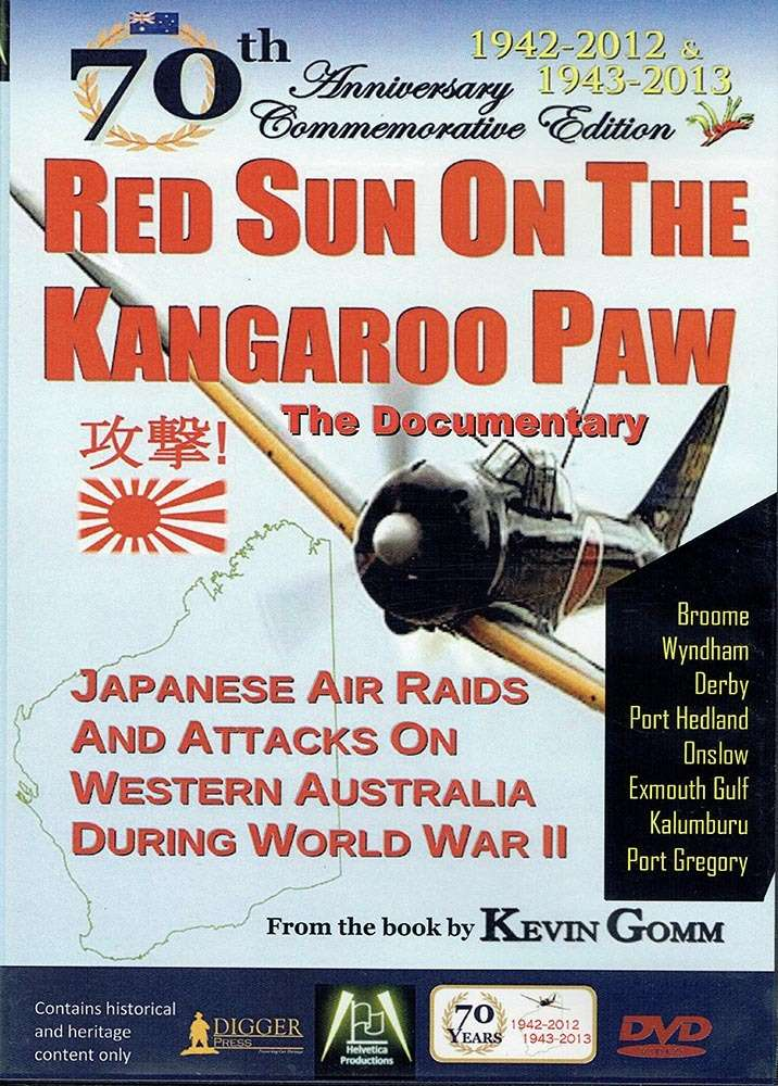 Red Sun DVD - front