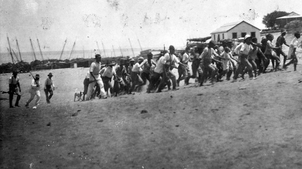 Broome riot 1920
