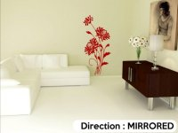 Giant Flowers - Beautiful Wall Decor | Wall Stickers Store ...