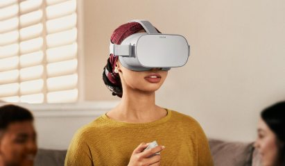 OculusGo es la solución más económica de hardware par GameTherapy