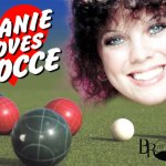 Joanie Loves Bocce