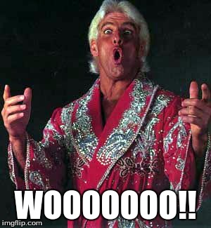 """Wooo!!!"""" - The Ric Flair Tribute - The Brophisticate"""