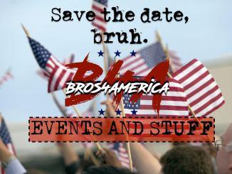 B4A Events - Save the Date - Calendar