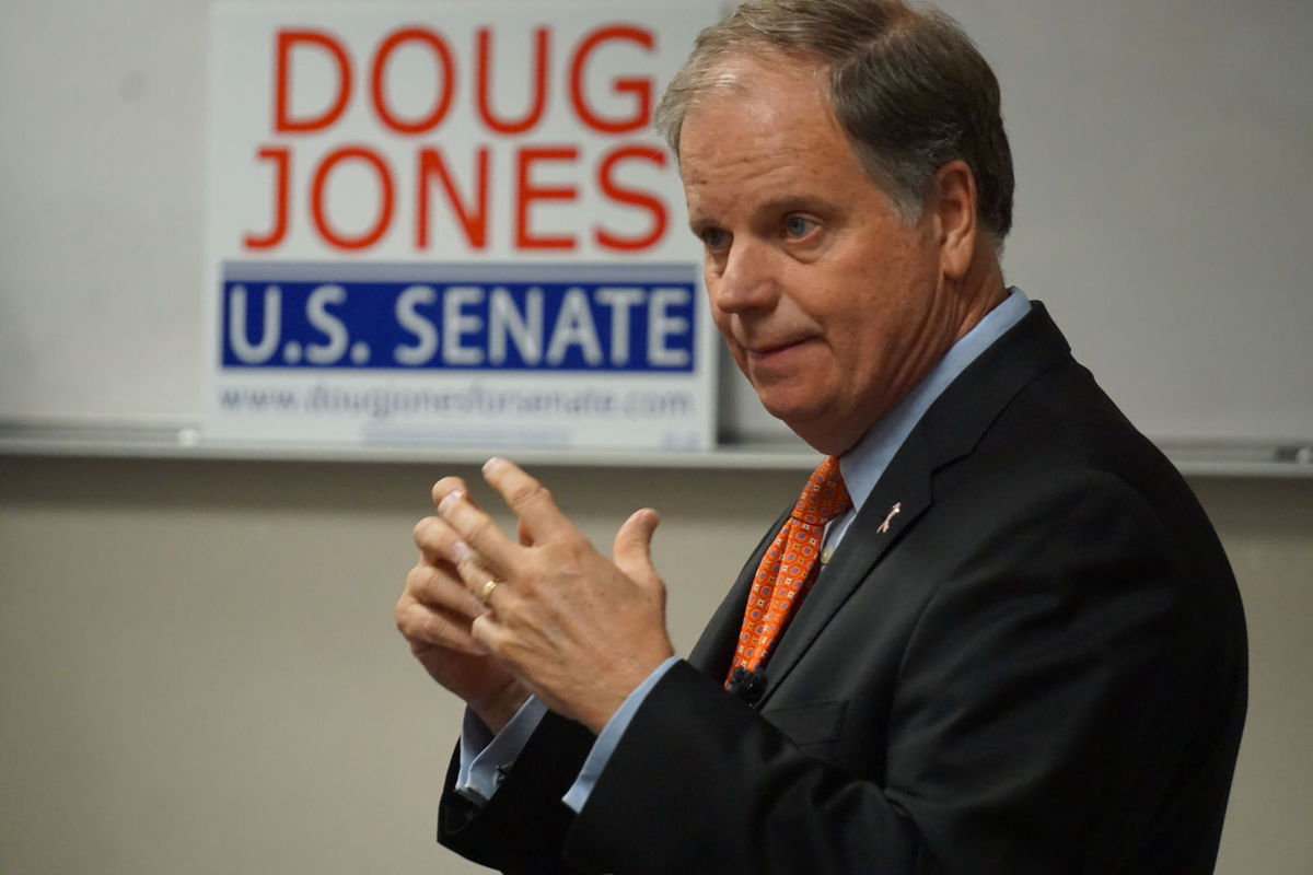 Alabama Senate Candidate Doug Jones Releases Stunning 11th-Hour Video