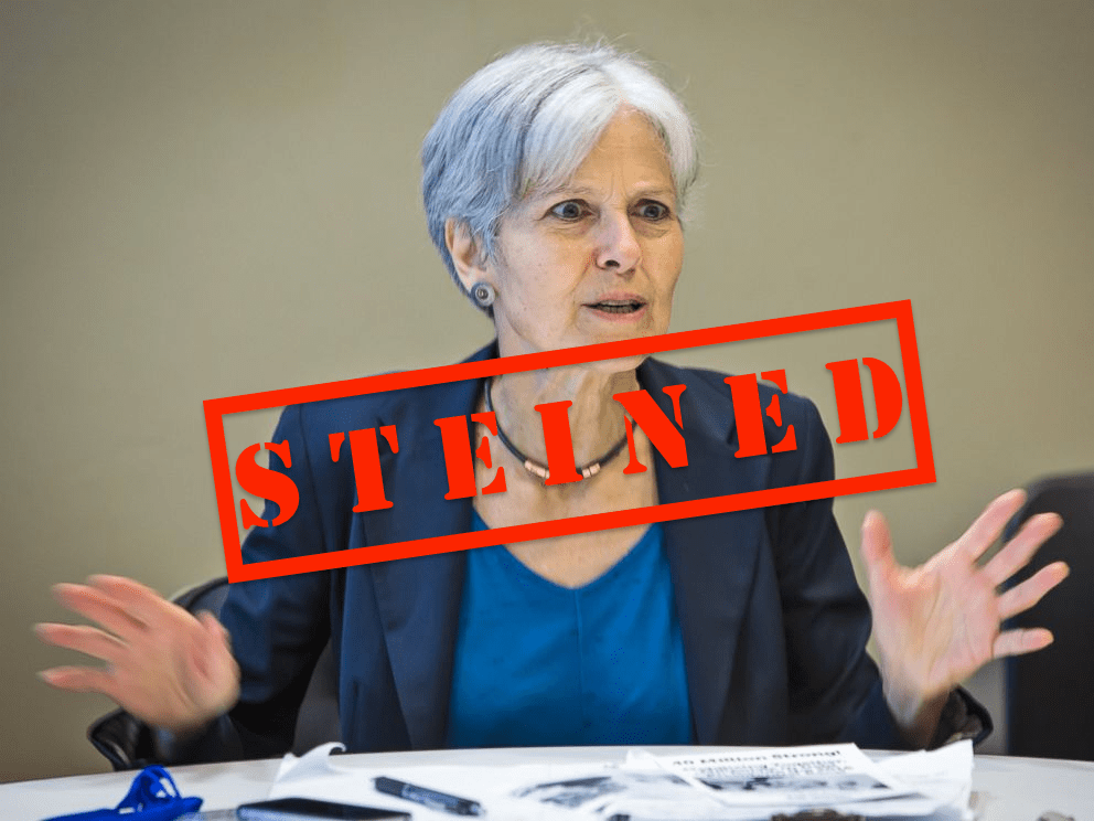 You Got Stein-ed!