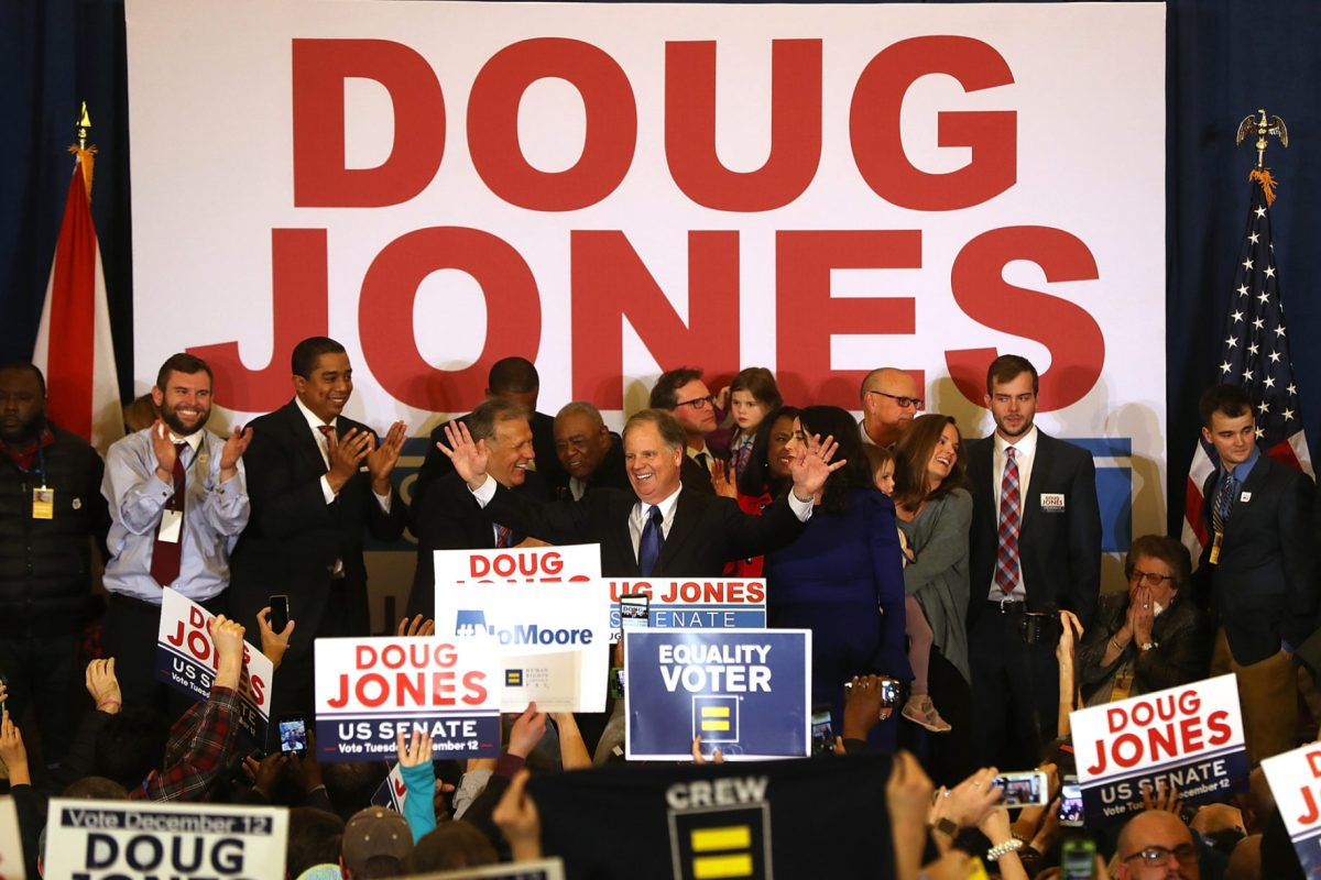 The Resistance Is Not Futile: Alabama Flips Blue