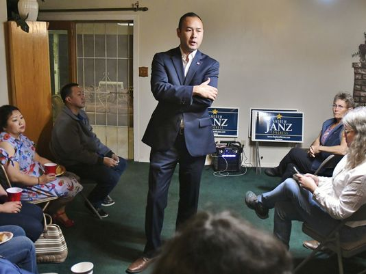 Democrat Andrew Janz Aims To Unseat Devin Nunes in CA-22