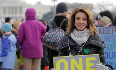 Moms Demand Action for Gun Sense Now founder Shannon Watts
