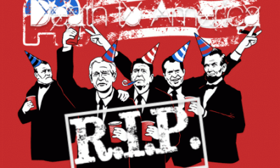 GOP Will Never Put Country Before Party. Period.